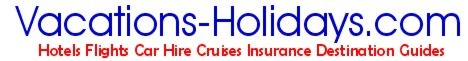 Find cheap hotels, flights, car hire and insurance
